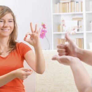 İşaret Dili Eğitimi Sertifika Programı Uzaktan Eğitim